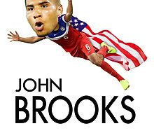 John Brooks USMNT by mijumi