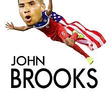 John Brooks USMNT by mijumi