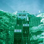 Infra-Red Cable Car II by Marsstation