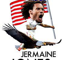 Jermaine Jones USMNT by mijumi