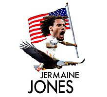 Jermaine Jones USMNT Photographic Print
