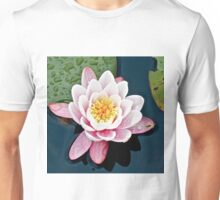 Water Lily (2) Unisex T-Shirt