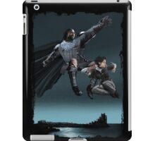 The Hound Knight Returns iPad Case/Skin