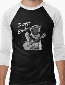 Puggy Cash Men's Baseball ¾ T-Shirt