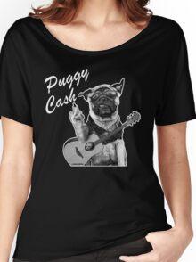Puggy Cash Women's Relaxed Fit T-Shirt