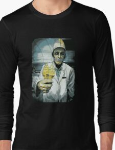 """""""Silas,"""" from The Friendly Horror Long Sleeve T-Shirt"""
