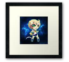 Sailor Moon: Sailor Uranus Framed Print