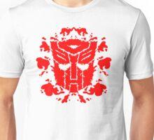 Autoblots (RED) Unisex T-Shirt