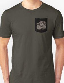 Pokemon Rock Type Pocket Unisex T-Shirt