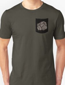 Pokemon Rock Type Pocket T-Shirt