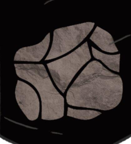 Pokemon Rock Type Pocket Sticker