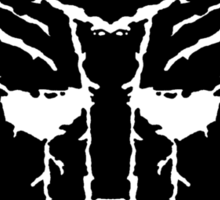 Autoblots (black) Sticker