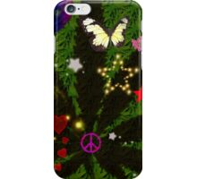 Hippie-dom iPhone Case/Skin