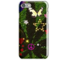 Hippie-dom iPhone Case/Skin
