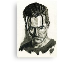 Rafe Adler from Uncharted 4.  Canvas Print