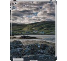 Early Morning in Castlebay, Barra iPad Case/Skin