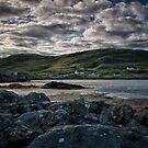 Early Morning in Castlebay, Barra by Kasia-D