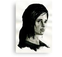 Ellie from The Last of Us  Canvas Print