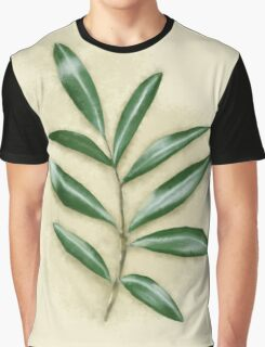 Leaves painting  Graphic T-Shirt