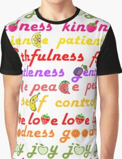 Fruit of the Spirit Graphic T-Shirt