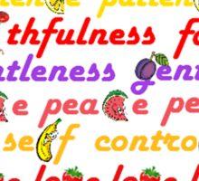 Fruit of the Spirit Sticker