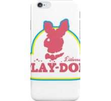 Play-doh  iPhone Case/Skin