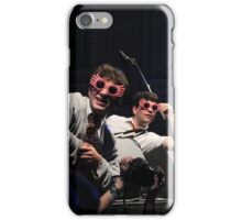 Harry & the Potters in Spectrespecs! iPhone Case/Skin