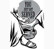 You just got SERVED! Tank Top