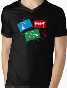 Books Are Magic Mens V-Neck T-Shirt
