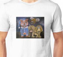The bee's knees, the cat's pyjamas and the dog's bollocks Unisex T-Shirt