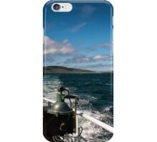 Farewell to Barra iPhone Case/Skin