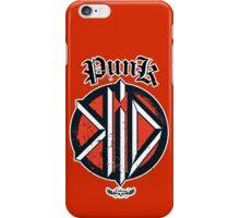 Punk KiD by lilterra iPhone Case/Skin