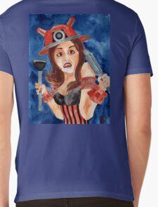 Dalektable Mens V-Neck T-Shirt