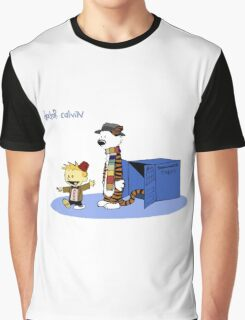 MR.calvin  Graphic T-Shirt