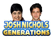 Drake and Josh - Josh Nichols Generations Photographic Print