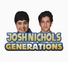 Drake and Josh - Josh Nichols Generations by Brenden Talarczyk