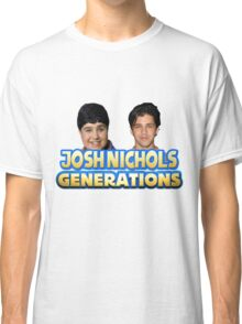 Drake and Josh - Josh Nichols Generations Classic T-Shirt