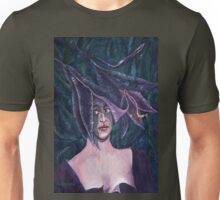 Lily Lady Unisex T-Shirt