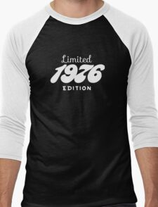 1976 Limited Edition Men's Baseball ¾ T-Shirt