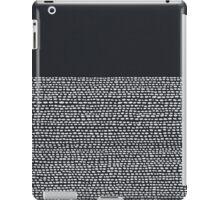 Riverside Black iPad Case/Skin