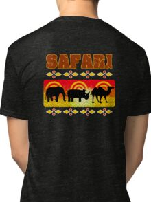 Safari World Tri-blend T-Shirt