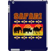 Safari World iPad Case/Skin