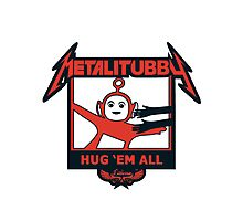Melalitubby: Hug Em' All Photographic Print