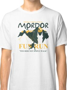 Mordor Fun Run Classic T-Shirt