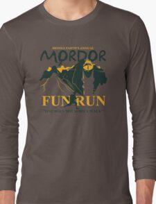 Mordor Fun Run Long Sleeve T-Shirt