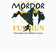 Mordor Fun Run Unisex T-Shirt