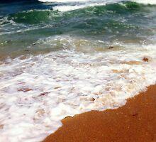 Ocean Shore by kfisi