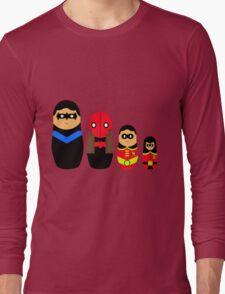 Nesting Robins Long Sleeve T-Shirt