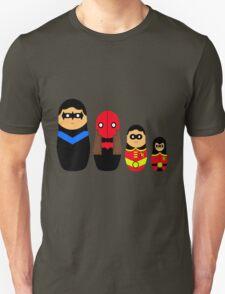 Nesting Robins Unisex T-Shirt