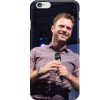 Dylan Saunders smiles iPhone Case/Skin
